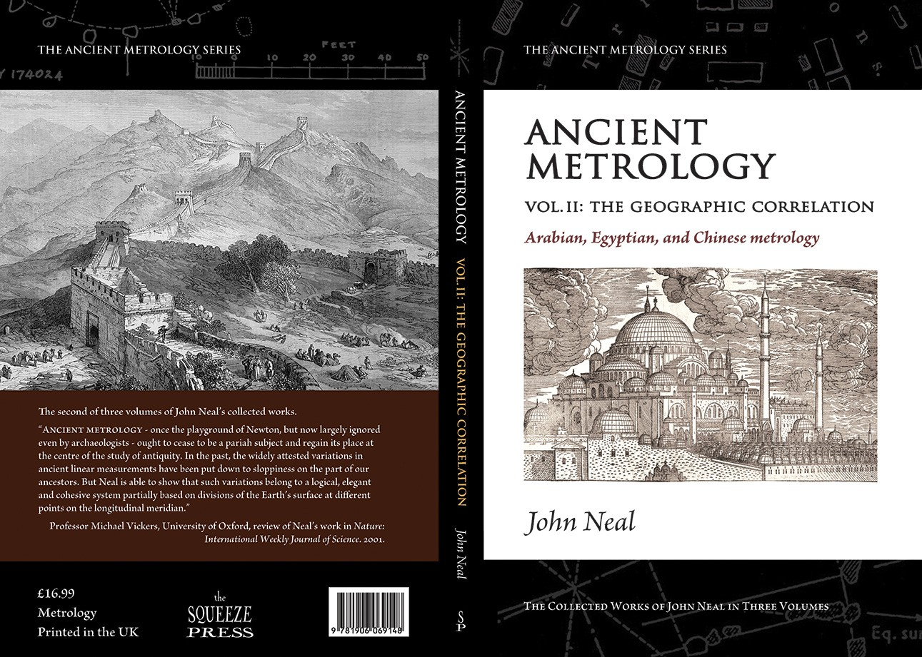 Ancient Metrology Vol.2