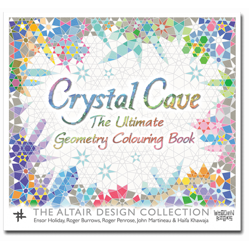 The Ultimate Geometrical Colouring Book (SPECIAL PRICE)