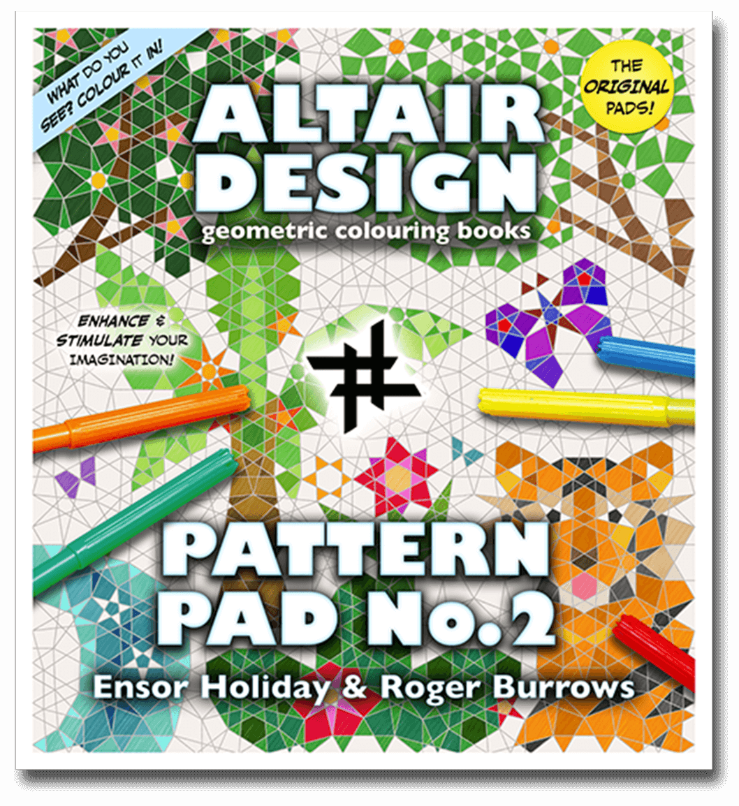 Altair Design Pattern Pad No.2