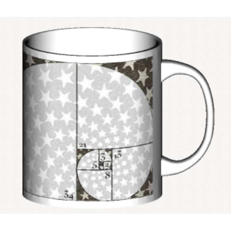 Golden Section Mug