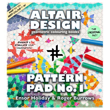 Altair Design Pattern Pad No. 1