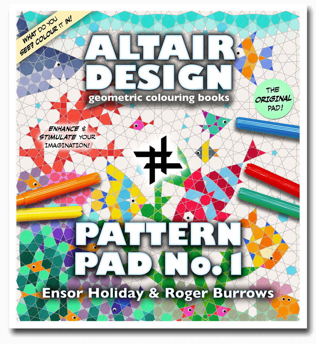 Altair Design Pattern Pad No. 1
